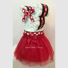 Hey, I found this really awesome Etsy listing at https://www.etsy.com/listing/252437232/minnie-mouse-diaper-cake-tutu-diaper