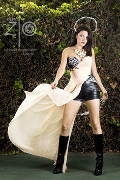 Sesiones fotográficas con modelos Peplum Dress, Dresses, Fashion, Templates, Photo Sessions, Vestidos, Moda, Fashion Styles, Dress