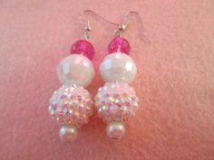 Free shipping women's jewelry evening earrings by MarysRemedies, $15.00