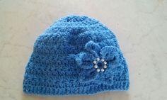 Hat woman stars stitch