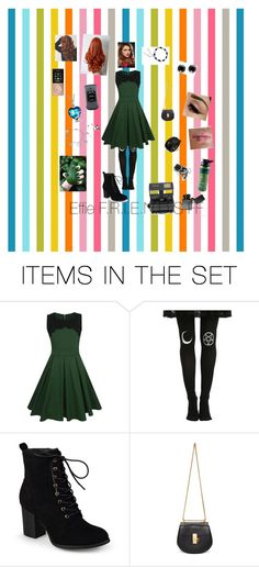 """Effie F.R.I.E.N.D.S. FF"" by lilly-n-hood-sos on Polyvore featuring art"