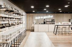 Дизайн шоколадной фабрики в Брисбене, Австралия
