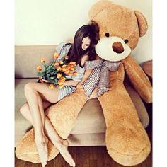 I love Giant Teddy