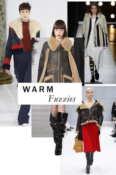 The 12 Runway Trends of Fall 2016