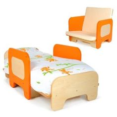 Pkolino Toddler Bed Chair