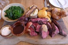 The Harwood Arms Sunday Roast £35.50 two courses. Fulham, Michelin-starred pub.