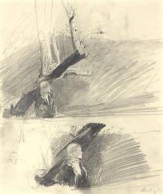 Helga Sketches