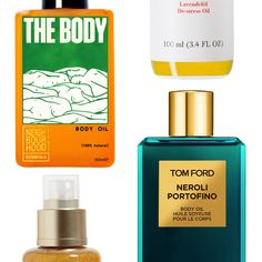 7 body oils to get your limbs summer ready