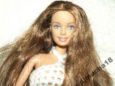 Barbie Mattel ŚLICZNA BRUNETKA OKAZJA Barbie, Wonder Woman, Superhero, Fictional Characters, Reading, Books, Women, Libros, Book