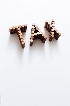 Tax created with stacks of coins by Brian Powell - Tax, Penny - Stocksy United