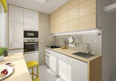 Rekonstrukce kuchyně v paneláku | AŤÁK DESIGN