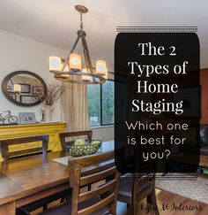 2 Types of Home Staging – Which is Best For You? home staging tips and ideas when selling your homehome staging tips and ideas when selling your home Interior Design Living Room, Interior Decorating, Decorating Ideas, Decor Ideas, Dusty House, Shabby Chic Banners, Feng Shui Bedroom, Home Staging Tips, Selling Your House