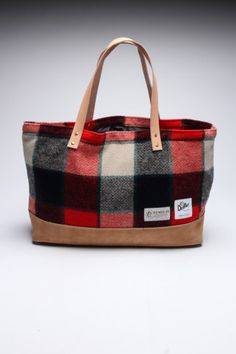 Love this - Drifter Bags Club Tote Bag