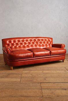 Premium Leather Kimmeridge Sofa
