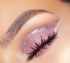 1.68AUD - Liquid Eyeliner Makeup Sparkling Glitter Women Chic Party Wedding Lie Silkworm #ebay #Fashion