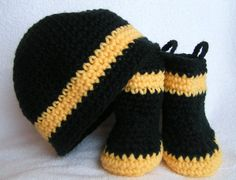 i know this is labeled firefighter hat and boots... but it is also Vandy colors!!!