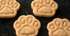 I Can Feel Good About Feeding My Pup These Homemade Peanut Butter Dog Treats! And He Loves Them!
