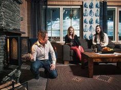Levin Alppitalot huoneisto / Levi Alpine Chalets accommodation