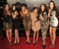 Kardashians/ OH SNAP!  ONCE AGAIN, CAN ANYBODY COUNT THE DEAD CARCUSES OF ANIMALS THAT THESE GIRLS ARE WEARING?