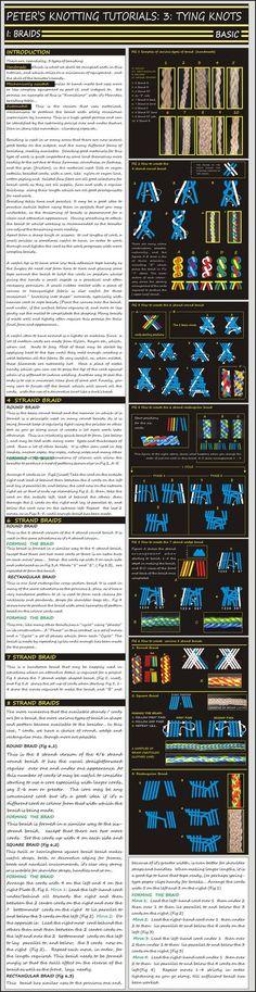 PKT 14 BRAIDS by Peter-The-Knotter on deviantART