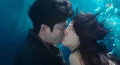 Lee Minho (이민호)和Jun Ji Hyun 全智賢 전지현無台詞同台飆戲!前世姻緣劇情太虐,畫面美哭了