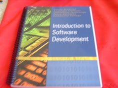 Introduction to Software Development by Steven Gramlich #Textbook