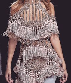 Balmain….giving us some serious Saturday night outfit inspo. www.kitte.com.au
