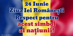 24 Iunie Ziua Iei Românești Respect pentru acest simbol al naţiunii! Respect, Costume, Costumes, Fancy Dress, Costume Dress