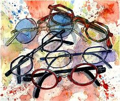 eye glasses |