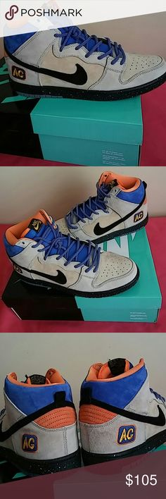 Brand New Nike SB Dunk High Acapulco Gold PRM Brand new in original box including extra lace of different colors. RARE to find this at this time. Purchased for $149 plus tax. Nike Shoes Sneakers