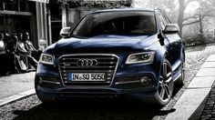 The design-savvy Audi SQ5: read Tony Whitney's take in our Apr/May issue.