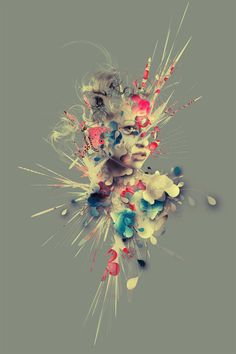 Worming Portraits 2012/2013 by Markus Müller, via Behance