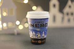 Caffe Nero Christmas Cup