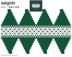 Knit Christmas Ornaments, Christmas Knitting, Christmas Time, Christmas Crafts, Christmas Decorations, Knitting Charts, Knitting Patterns, Simple Cross Stitch, Square Patterns