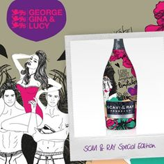 SCAVI & RAY George Gina & Lucy Fashion Edition