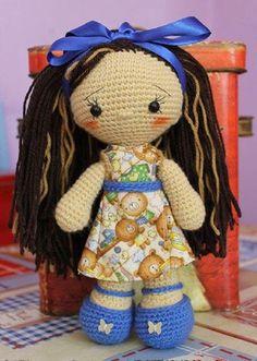Кукляндия: Куколка