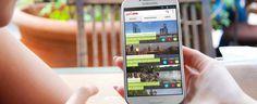 """Moderne hjelpemidler for besøkende: visitBerlin sin app - """"Go Local Berlin""""."""