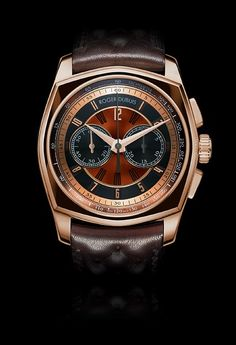 #chronowatchco Roger Dubuis La Monegasque limited edition chronograph watch