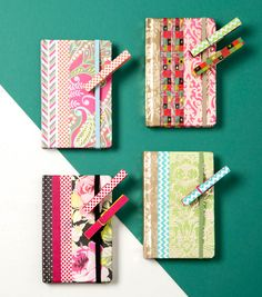 How To Make Clothespin Bookmarks