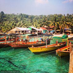 Sihanoukville - #Cambodge