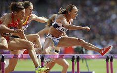 London 2012 Olympics: Jessica Ennis's heptathlon journey