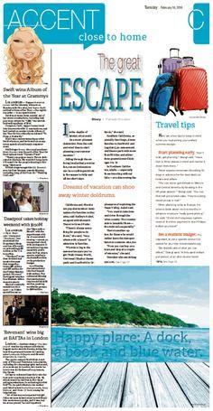 February 16, 2016#GrandForksHerald #Newspaperdesign #JanelleVonasek