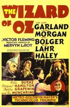 6 Classic Judy Garland Movies: 'The Wizard of Oz' – 1939
