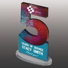 Custom Ultra Vivid Color Acrylic Awards - Large Sports Trophies, Custom Trophies, Glass Awards, Crystal Awards, Bvlgari Fragrance, Acrylic Trophy, Plaque Design, Acrylic Awards, Trophy Design