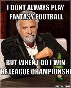 fantasy football championship memes - Google Search