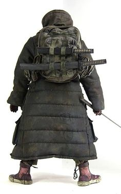 Post Apocalyptic Costume, Apocalyptic Fashion, Cyberpunk, Character Concept, Character Art, Ashley Wood, Real Model, Post Apocalypse, Environment Concept Art