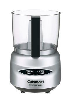 Amazon.com: Cuisinart DLC-2ABC Mini-Prep Plus Food Processor, Brushed Chrome: Kitchen & Dining