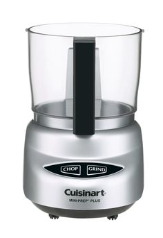 Amazon.com: Cuisinart DLC-2ABC Mini-Prep Plus Food Processor, Brushed Chrome: Kitchen & Dining