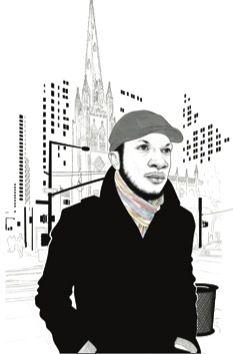 """Teju Cole """"Open City"""""""