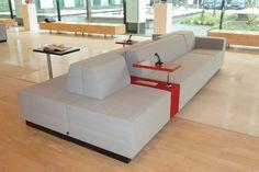 Palau Bricks #tertiaire #mobilier #modulable #acoustique